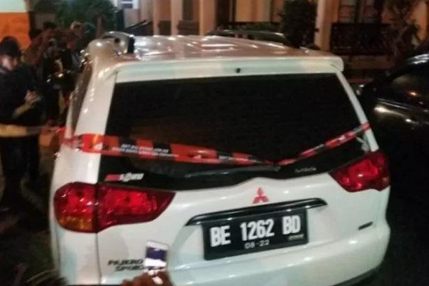 Ilustrasi-Suasana terkait OTT KPK Bupati Lampung Utara - Antara