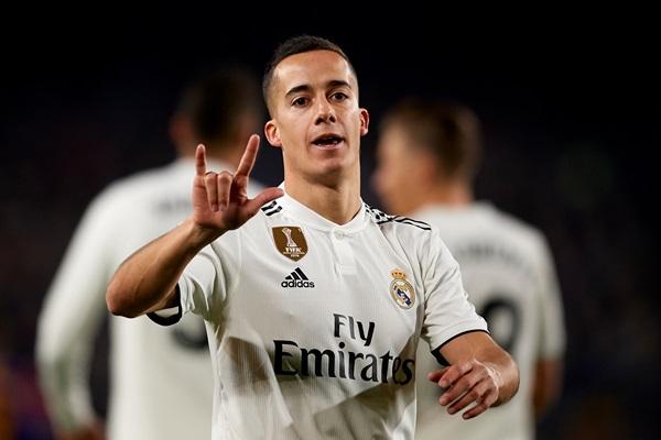 Pemain Real Madrid, Lucas Vazquez - The Sun