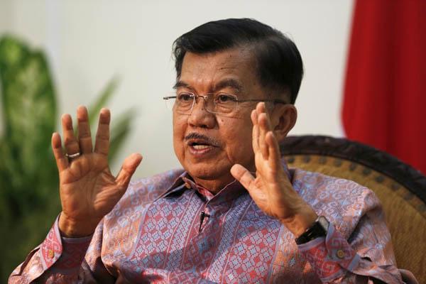 Wakil Presiden Jusuf Kalla - Reuters/Beawiharta