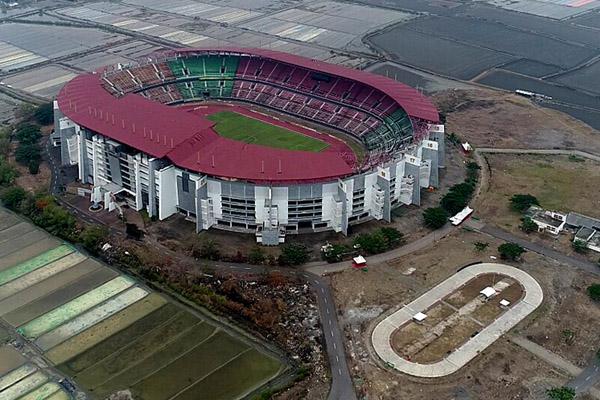 Stadion Gelora Bung Tomo Kota Surabaya. Foto: dokumentasi Pemkot Surabaya