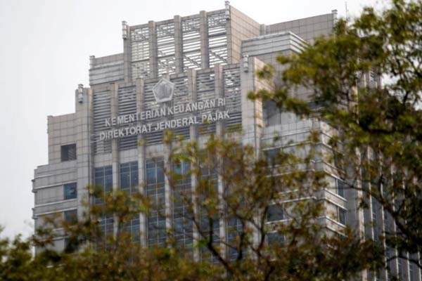 Ditjen Pajak Kementerian Keuangan - Reuters/Iqro Rinaldi