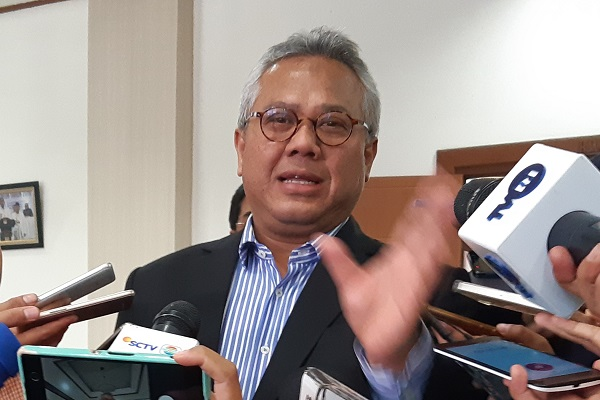 Ketua Komisi Pemilihan Umum (KPU) Arief Budiman - Bisnis/Samdysara Saragih