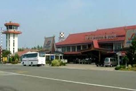 Bandara Syamsudin Noor Banjarbaru. - angkasapura