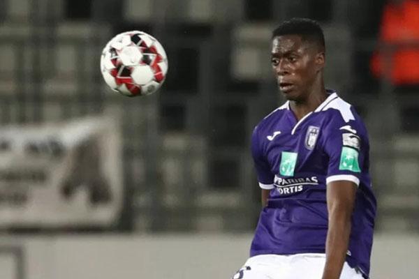 Albert Sambi Lokonga - Antara-Daily Mail