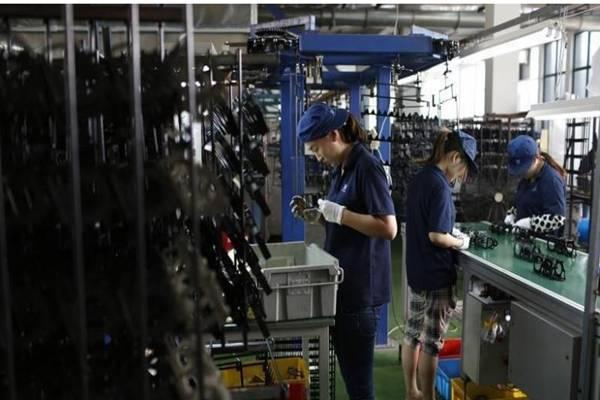 Industri di Jepang. - .Reuters