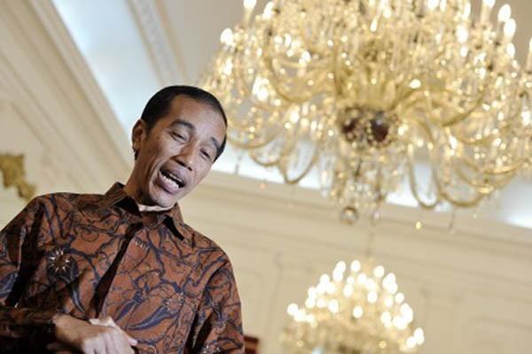 Presiden Joko Widodo - Antara