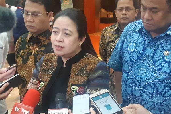 Ketua DPR RI Puan Maharani - Bisnis/Jaffry Prabu Prakoso