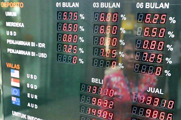 Bri Dan Bank Mega Kompak Pangkas Bunga Deposito Finansial Bisnis Com