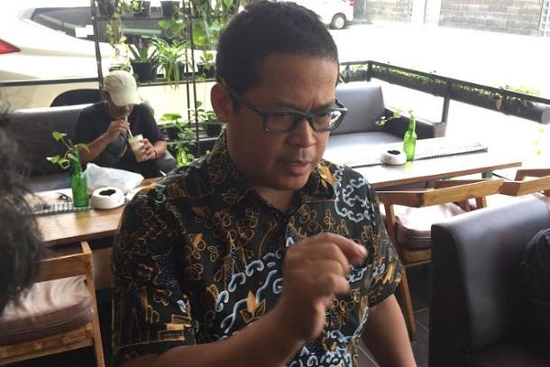 Pengamat Politik asal Universitas Padjadjaran (Unpad) Muradi - Bisnis/Dea Andriyawan