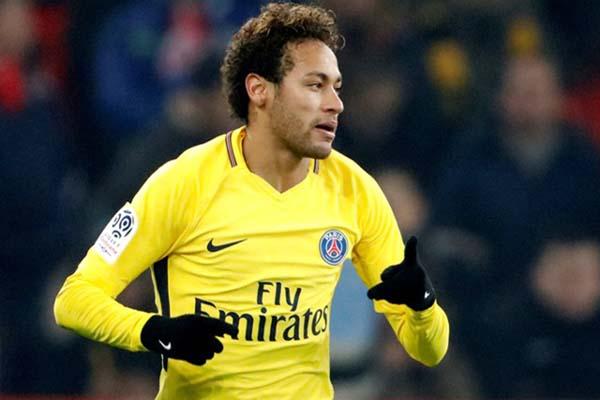 Penyerang Paris Saint-Germain Neymar da Silva Jr. - Reuters/Charles Platiau