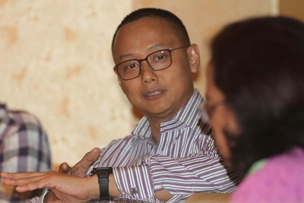Sekjen Partai Amanat Nasional (PAN) Eddy Soeparno - Bisnis.com