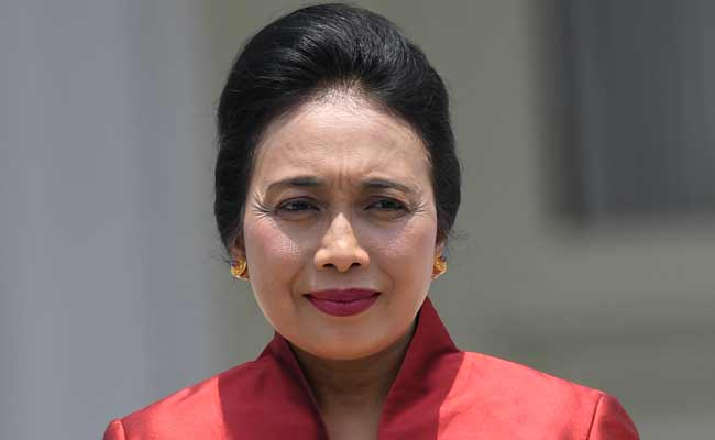 Menteri Pemberdayaan Perempuan dan Anak I Gusti Ayu Bintang Darmavati