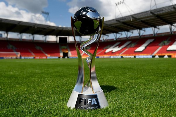 Trofi Piala Dunia u-20 - FIFA