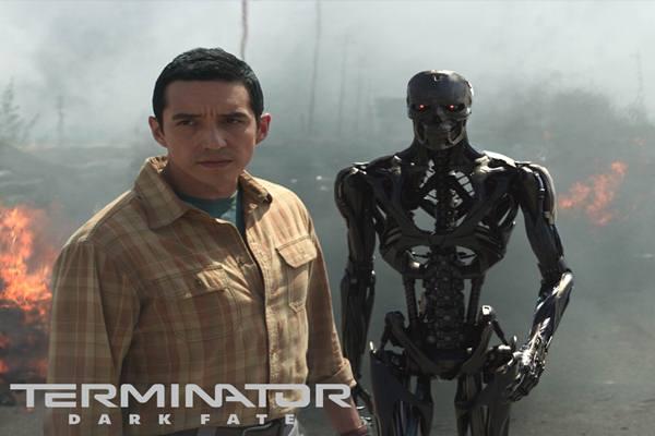 Linda Hamilton Dan Arnold Schwarzenegger Berlaga Di Terminator Dark Fate Lifestyle Bisnis Com
