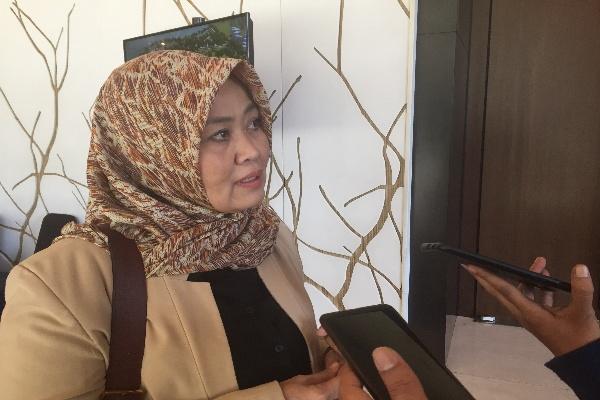 Kabiro BUMD dan Investasi Setda Jabar Noneng Komara - Bisnis/Wisnu Wage