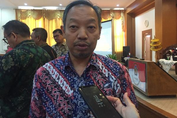 Kepala Bidang Data Pengawasan Potensi Perpajakan (DP3) Kanwil DJP Jawa Barat I Arief Priyanto - Bisnis/Dea Andriyawan