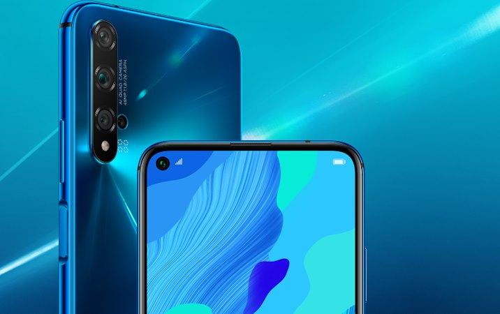 Huawei 5T - repro