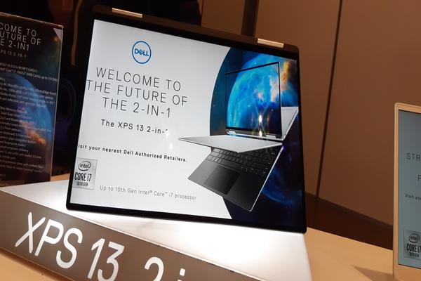Dell XPS 13 7000 2-in-1 - Bisnis/Rahmad Fauzan