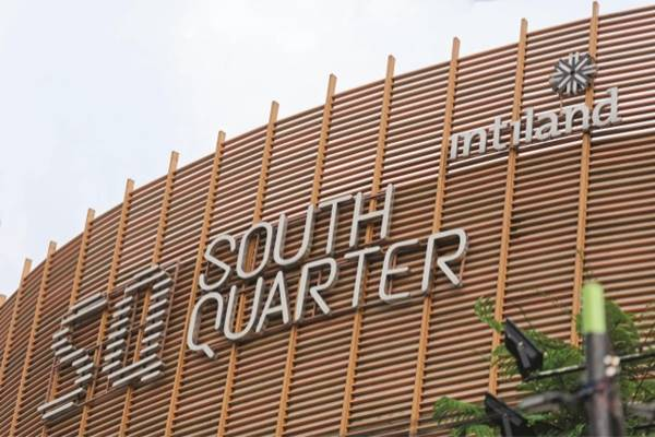 South Quarter dari Intiland