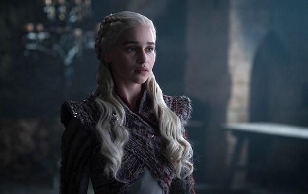Emilia Clarke dalam Game of Thrones - Bloomberg/HBO