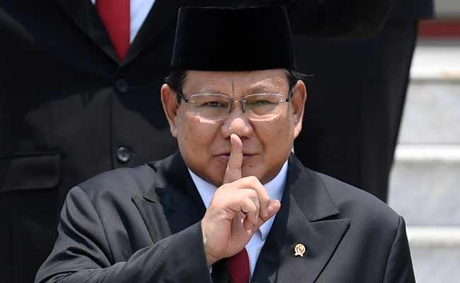 Menteri Pertahanan Prabowo Subianto - Istimewa
