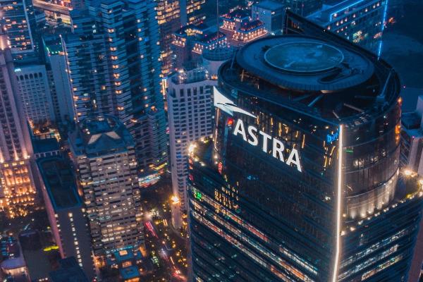 Menara Astra. - www.astra.co.id