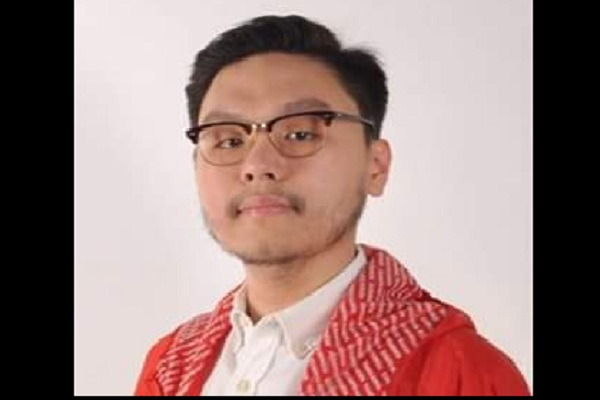 Anggota DPRD DKI Jakarta Fraksi Partai Solidaritas Indonesia (PSI) William Aditya Sarana. - Facebook