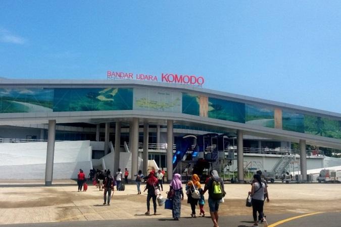 Bandara Komodo - Antara