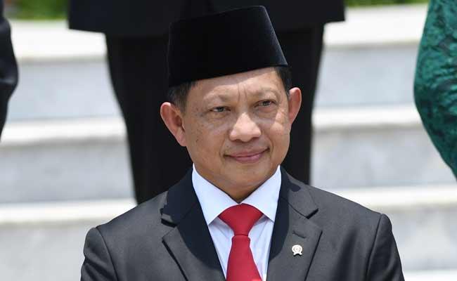 Menteri Dalam Negeri Tito Karnavian