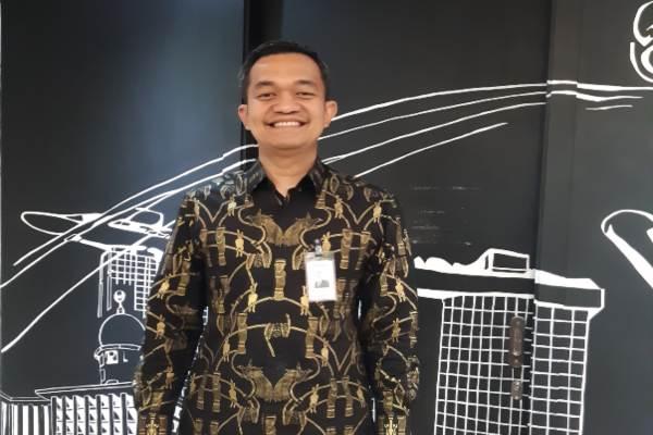 Direktur Keuangan BNI Ario Bimo - Bisnis/Ipak Ayu H.N.