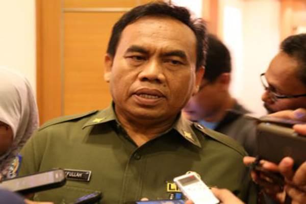 Sekretaris Daerah DKI Jakarta Saefullah - beritajakarta.com