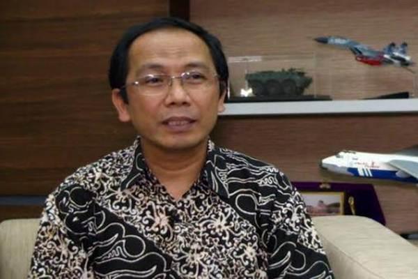Kepala Lapan Thomas Djamaludin  -  lapan.go.id