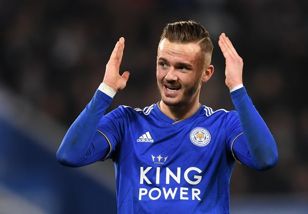 Gelandang Leicester City, James Maddison - Independent