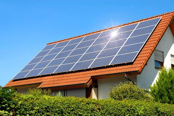 Pembangkit listrik tenaga surya di atap gedung - zmescience.com