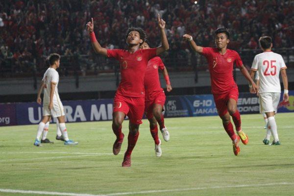 Pemain Timnas Indonesia U-19 - pssi