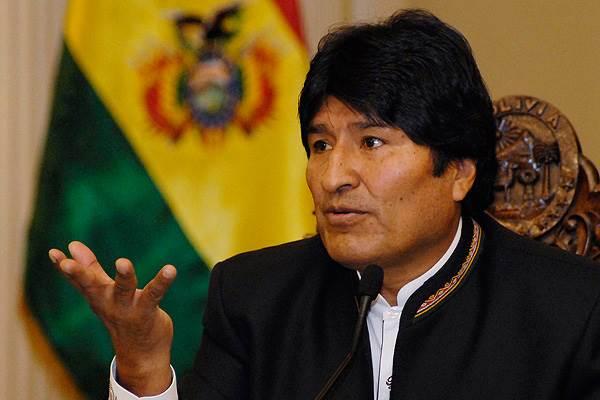 Presiden Bolivia Evo Morales - harvardpolitics.com