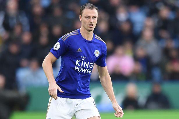 Bek Leicester, Jonny Evans - Leicester Mercury