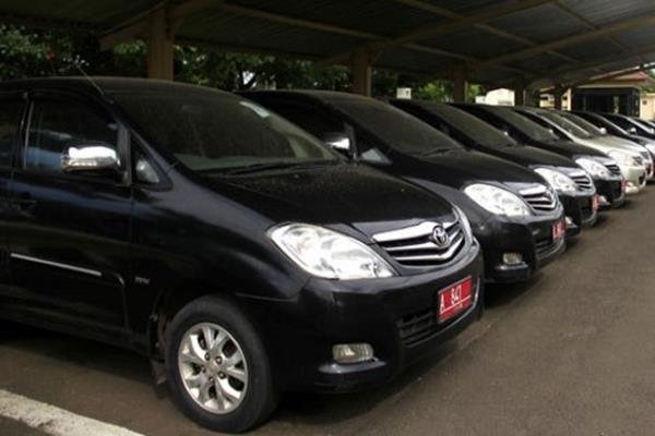 Mobil dinas - Antara