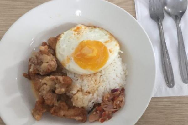 Salted Egg x Buttermilk Chicken