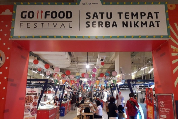 Go Food Festival Mall Of Indonesia
