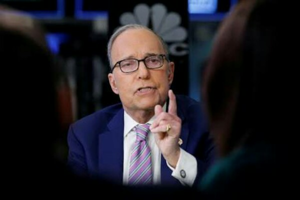 Larry Kudlow - Reuters
