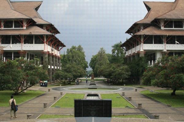 Salah satu sudut kampus Institut Teknologi Bandung (ITB) di Bandung, Jawa Barat. - itb.ac.id