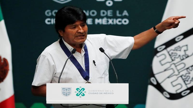 Evo Morales - Reuters