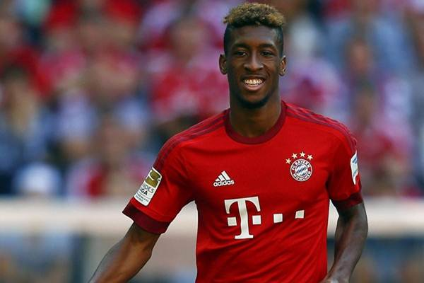 Kingsley Coman. - REUTERS