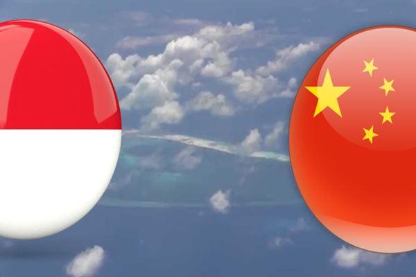Indonesia dan China. - Istimewa