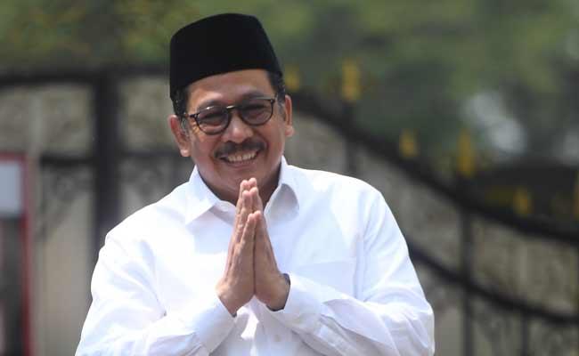Wakil Menteri Agama Zainut Tauhid Saadi  ANTARA FOTO - Puspa Perwitasari