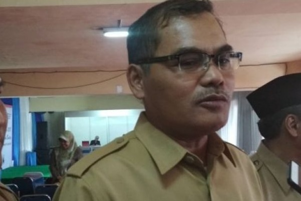 Kepala Bappeda Banten, Muhtarom - Antara