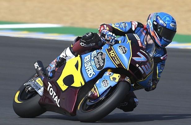 Pebalap Moto 2, Alex Marquez - Motorsport
