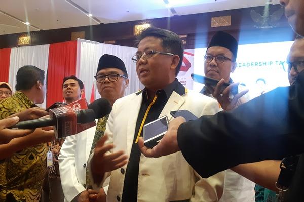 Presiden Partai Keadilan Sejahtera (PKS) Sohibul Iman - Bisnis/Jaffry Prabu Prakoso
