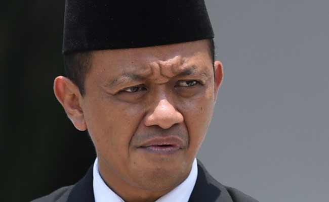 Kepala BKPM Bahlil Lahadalia